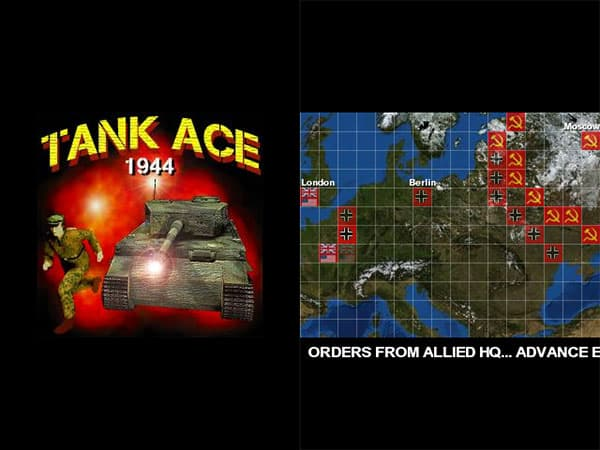 Review: Tank Ace 1944 by Chillingo