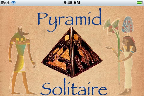 Review: Pyramid Solitaire by Seahorse Software