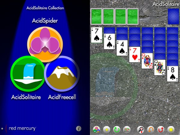 Review: Acid Solitaire Collection by Red Mercury