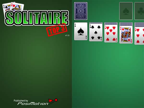 Review: Solitaire Top 3 by PosiMotion