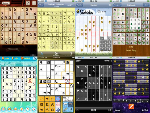 Review: Jason Linhart Enjoy Sudoku