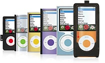 Macally rolls out cases for iPod nano 4G, touch 2G