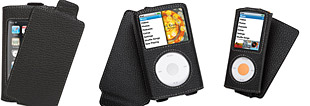 Griffin intros cases for iPod nano 4G, touch 2G