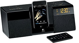 Logitech rolls out two speaker systems for iPod and iPhone