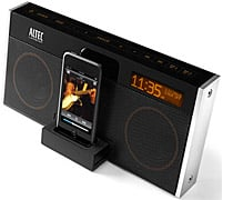 Altec Lansing debuts new iPod sound systems