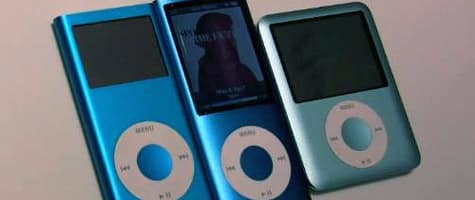 First Look: iPod nano's new colors, compared
