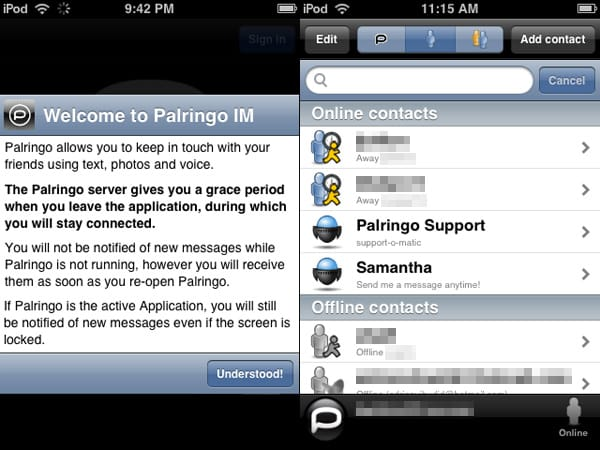 Review: Palringo by Palringo Limited