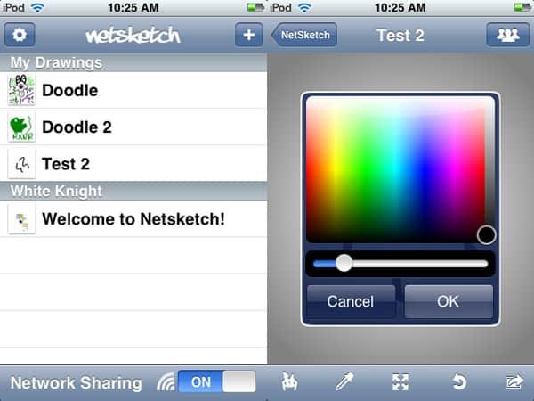 Review: NetSketch by Gotow.net