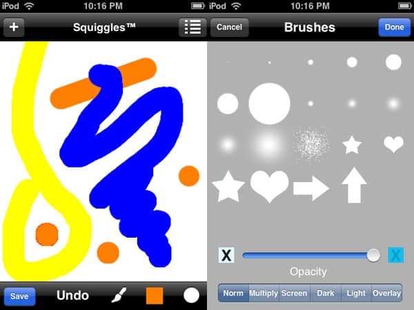 Review: Squiggles by Squires Studios