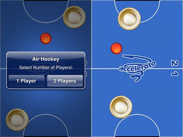 Review: Air Hockey by Acceleroto/Bryan Duke