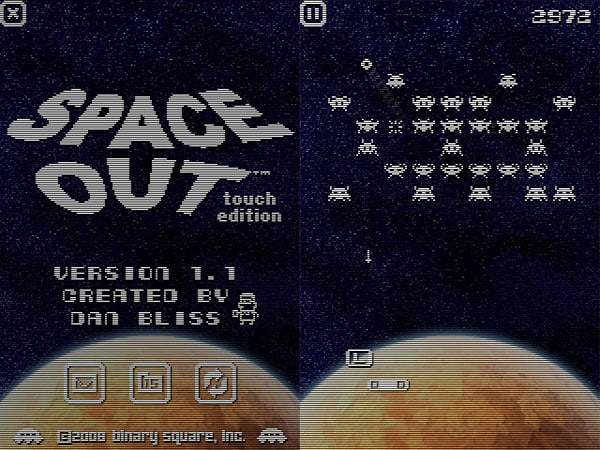 Review: Space Out by Binary Square