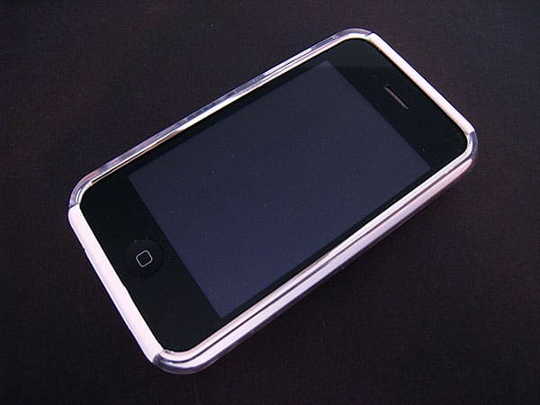 Review: SwitchEasy CapsuleNeo for iPhone 3G