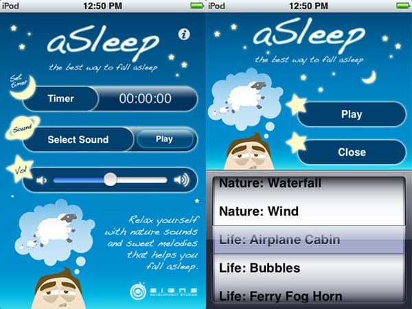 Review: aSleep by Signs Studios