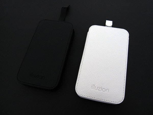 First Look: United SGP Corp. Illuzion Slide for iPhone 3G