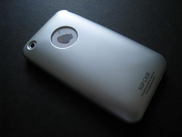 Review: United SGP Corp. Ultra Thin Plus Case for iPhone 3G
