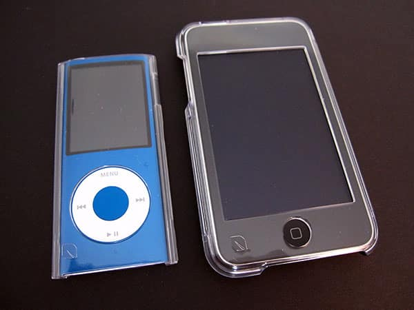 Review: Incase Hard Cases for iPod nano 4G + iPod touch 2G