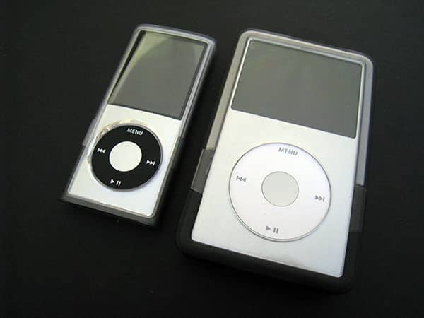Review: Griffin Wave Cases for iPod nano 4G + iPod classic 120GB