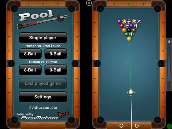 Review: Pool by PosiMotion