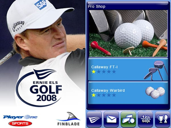 Review: Ernie Els Golf 2008 by Finblade