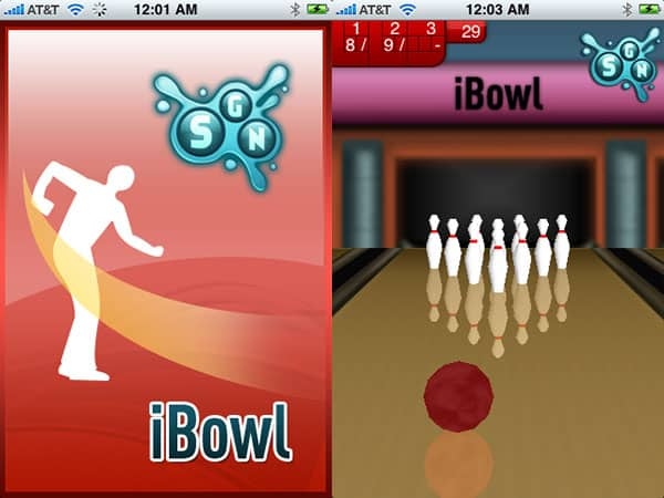 Review: iBowl by SGN