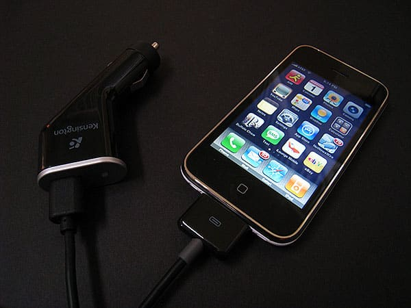 Preview: Kensington Car Charger for iPhone and iPod