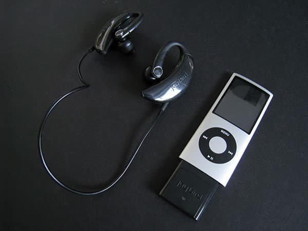 Review: JayBird Gear JB-200i Bluetooth Stereo Headset + Adapter for iPod
