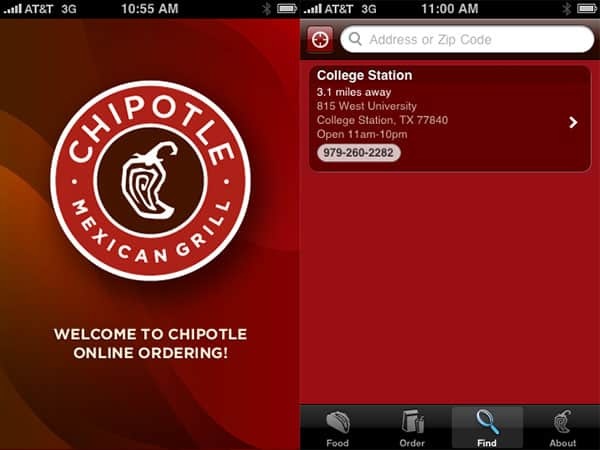 The Case of the Mysterious Missing Burrito App: iPhone as Food Tool