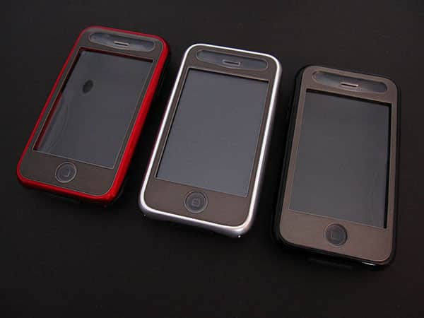 Review: iSkin Fuze for iPhone 3G