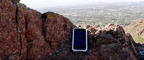Photo of the Week: iPhone in Phoenix