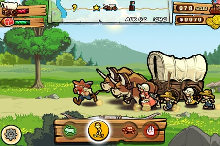 Gameloft details Oregon Trail redux for iPhone, iPod touch