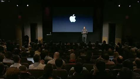 Quicktime video of iPhone OS 3.0 event now available