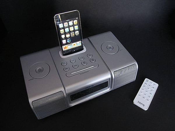 Review: iHome iP9 Dual Alarm Clock for iPhone and iPod