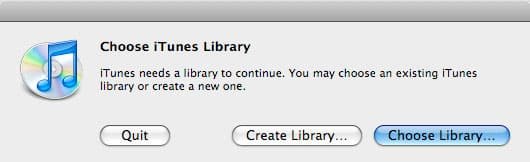 Sharing an iTunes library between separate user accounts