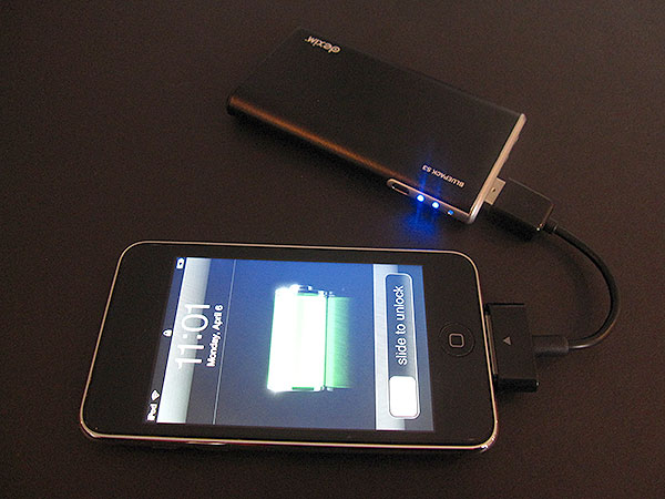 Review: Dexim BluePack S3 for iPhone/iPod