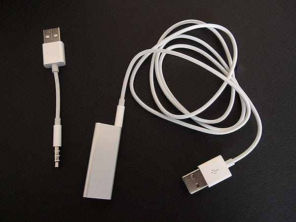 Review: Apple iPod shuffle USB Cable (3rd Generation)