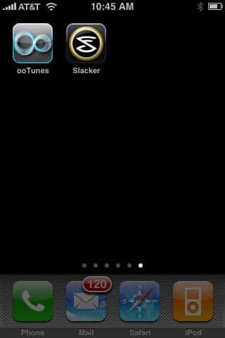 iPhone Gems: Slacker's On-Demand and ooTunes' Internet Radio Apps