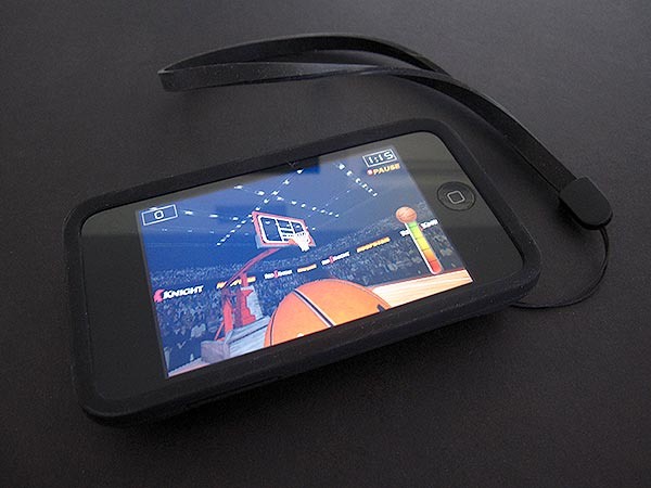 Review: DLO Jam Jacket Game for iPod touch 2G