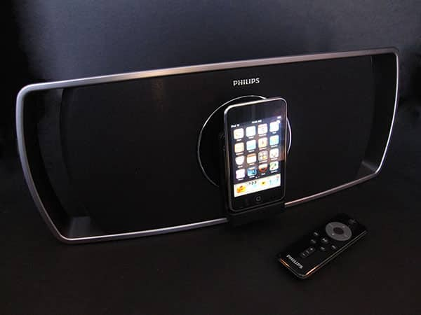 Review: Philips SBD8100 Speaker Dock for iPod and iPhone
