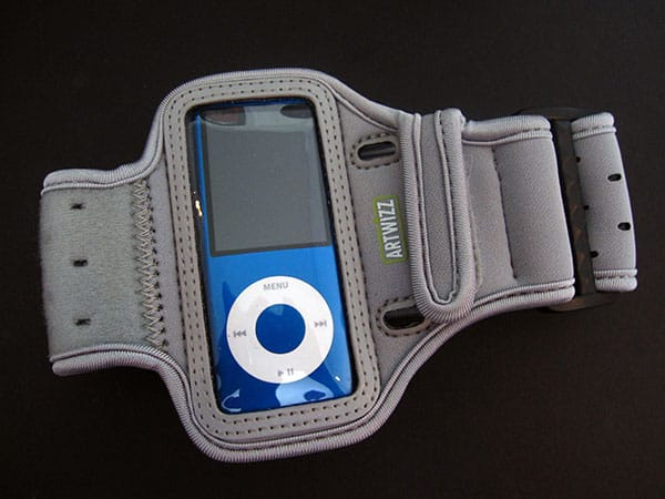 Review: Artwizz Sportsband for iPod nano 4G