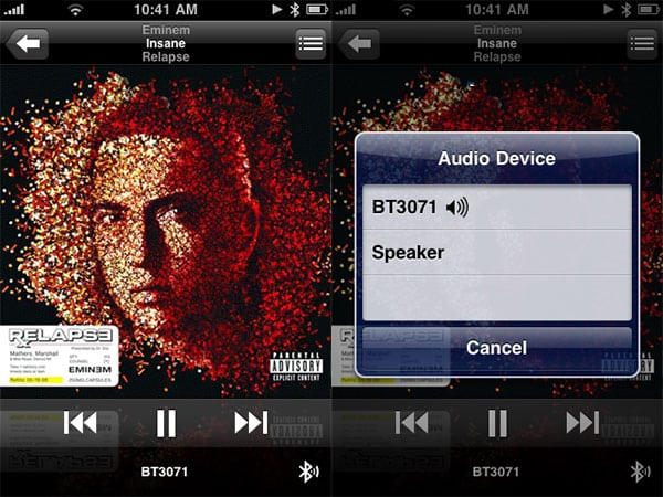 What to Expect: Stereo Bluetooth & iPhone 3G with iPhone OS 3.0