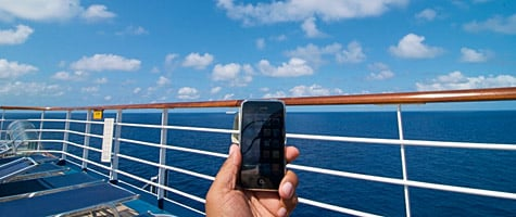 Photo of the Week: iPhone 3G in the Caribbean