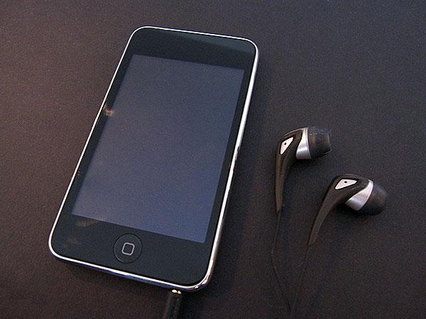Review: AKG K 340 High-Performance Ear Canal Earphones