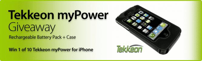 Tekkeon myPower Giveaway – Winners Announced