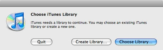 Consolidating Multiple iTunes Libraries
