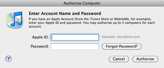 Transferring media between iTunes Store accounts