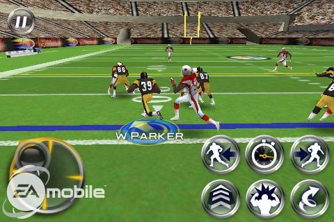 EA Mobile posts details of Madden NFL 10 for iPhone