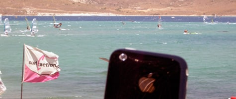Photo of the Week: iPhone in Turkey