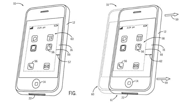 Apple patent shows further work on motion compensation