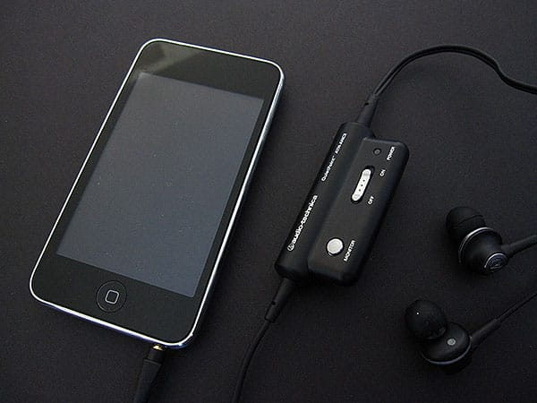 Review: Audio-Technica ATH-ANC3 QuietPoint Active Noise-Cancelling Headphones