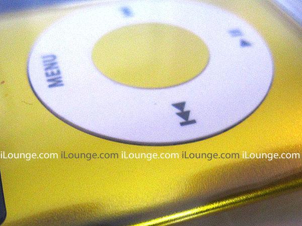 The Yellow iPod nano 5G Saga, Part 2: Click Wheel Gaps Worth Looking For